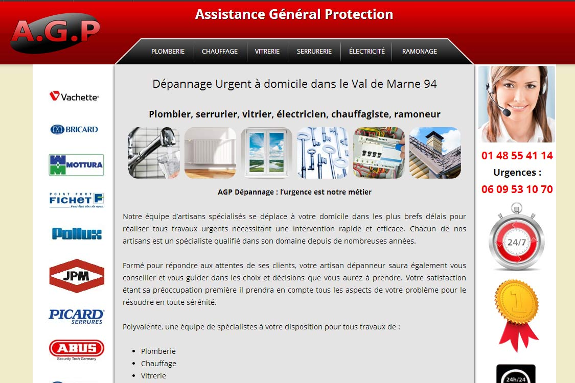 A.G.P Agence Général Protection